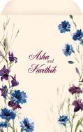 Personalised Wedding card Template 18