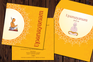 Bhramopadesham Invite 02