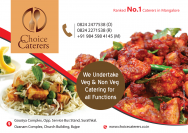 Choice Caterers_Flyers