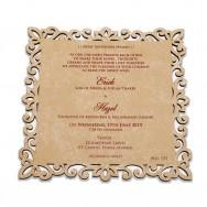 Wood Invite 13C