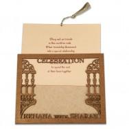 Wood Invite 4C