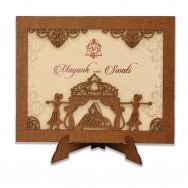 Wood Invite 1H