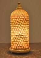 Bamboo Lampshade Tabletop