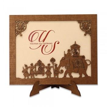 Wood Invite 25