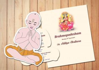 Bhramopadesham Invite 05